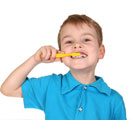 When should my children have their first dental checkup?